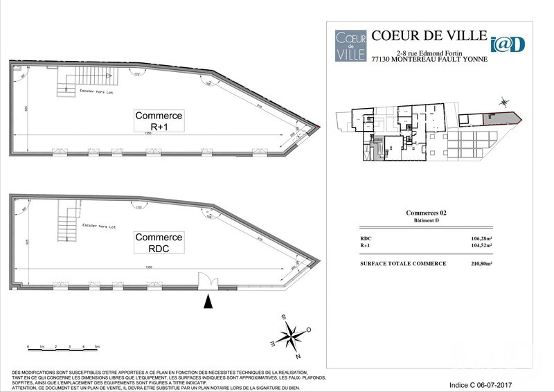 Divers, 211 m²