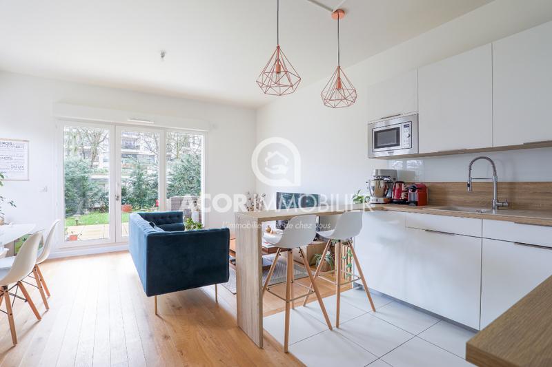 Appartement, 57,6 m²