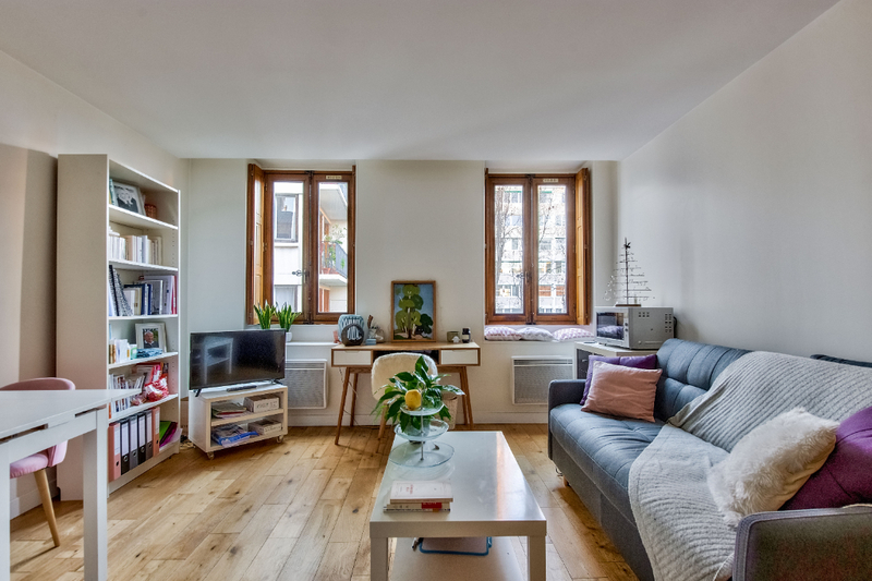 Appartement, 35,65 m²