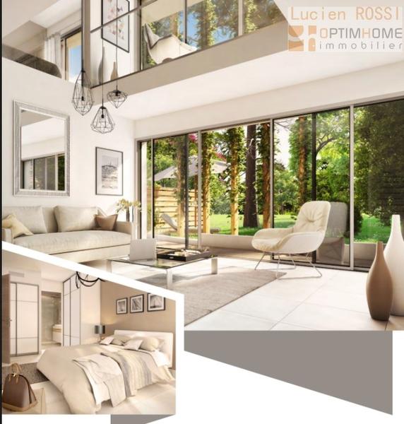 835 000 € appartement 97 m² 3 pièces