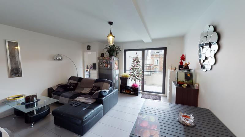 Appartement, 51,55 m²