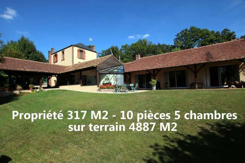 Maison, 317 m²