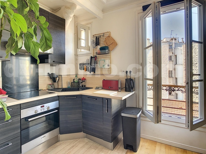 Appartement, 34,77 m²