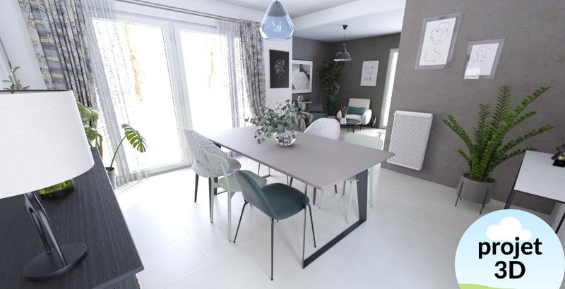 Appartement, 86,7 m²