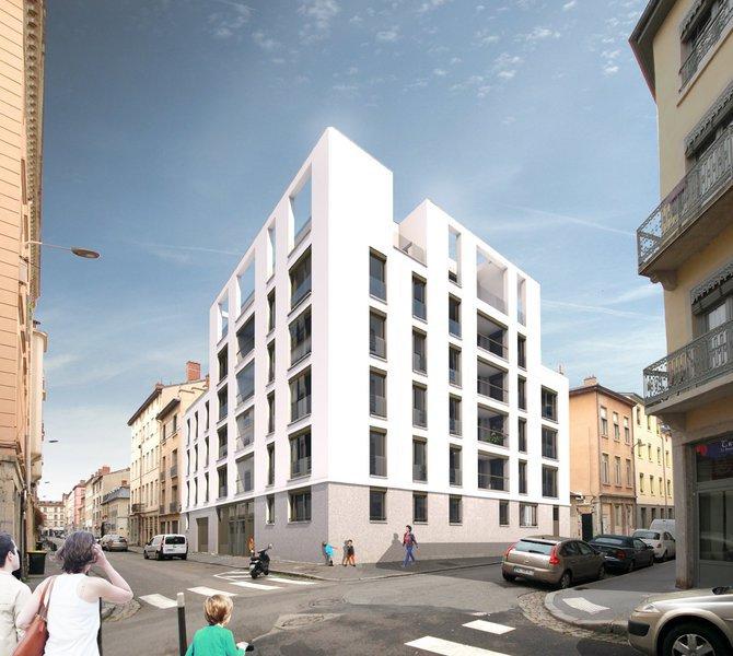 Appartement, 60,88 m²