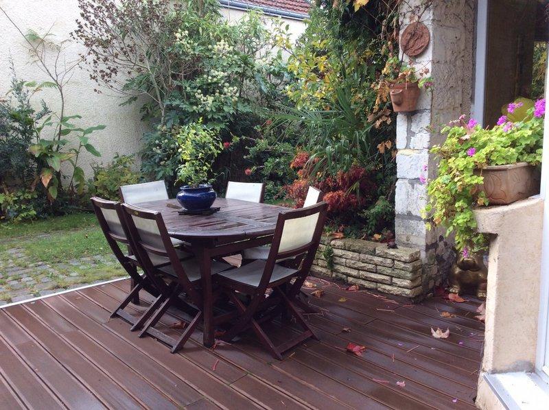 Rouen Jardin Plantes Garage Immoselection
