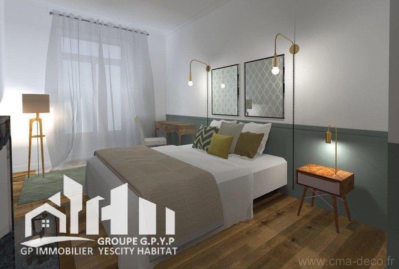 Appartement, 60,11 m²