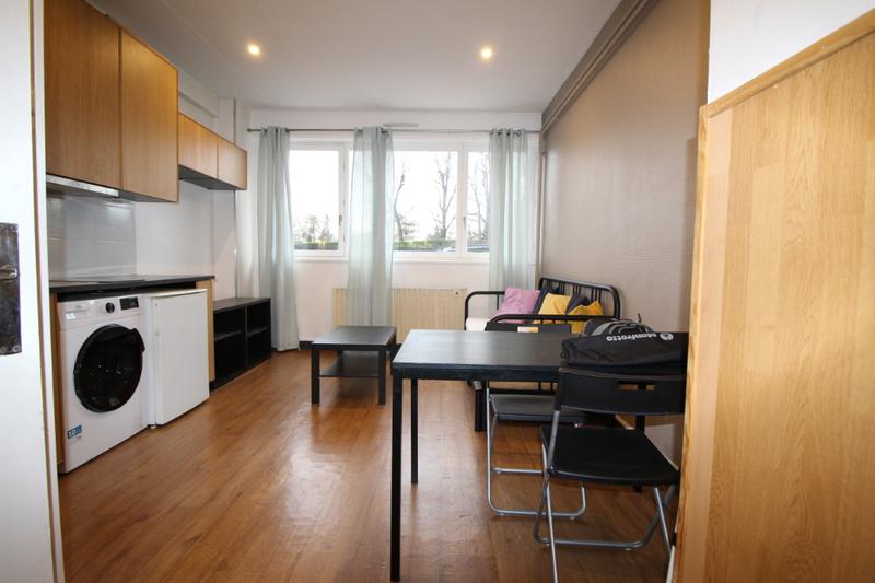 Appartement, 18,59 m²