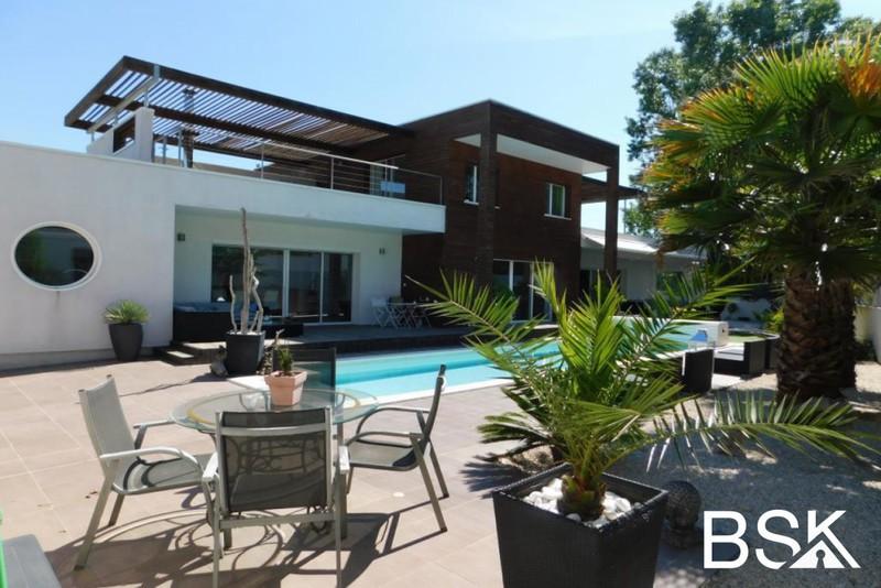 Villa maison bois style americaine - immoSelection