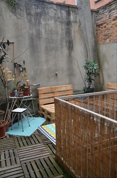 Appartement Terrasse Toulouse Quartier Carmes Immoselection