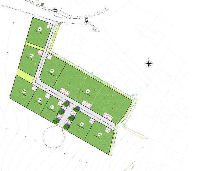Terrain, 480 m²
