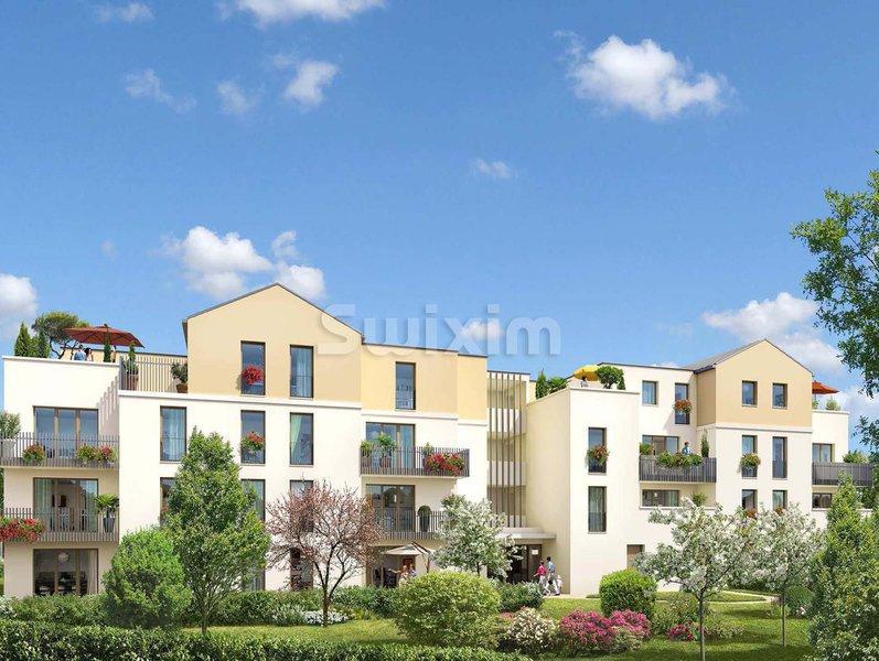 Appartement, 60,3 m²
