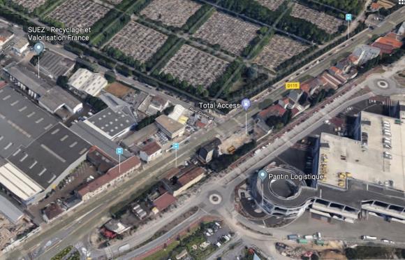 Terrain, 748 m²