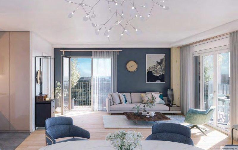 Appartement, 38,2 m²