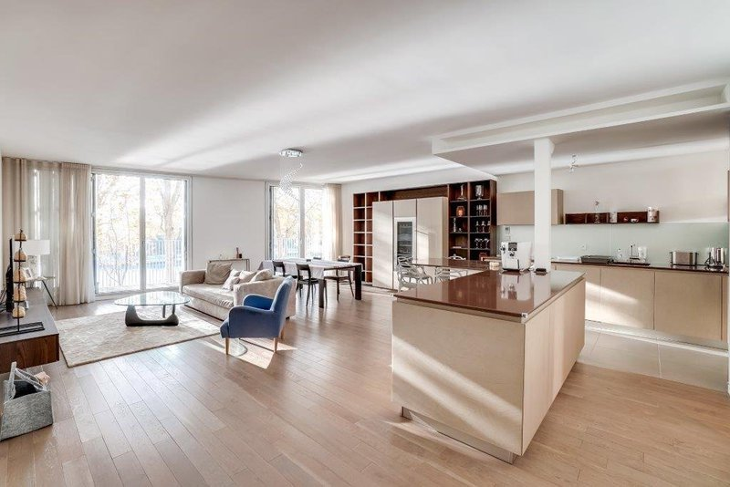 Appartement, 133,22 m²