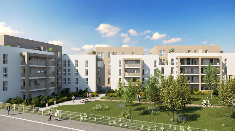 Appartement neuf, 81,47 m²
