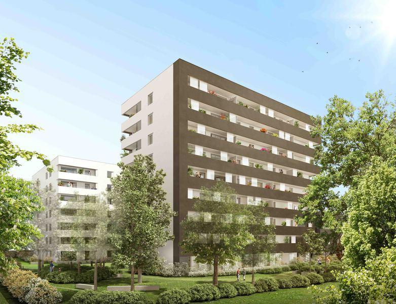Appartement neuf, 40,1 m²