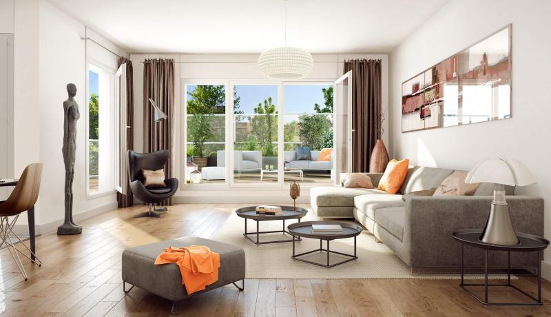 Appartement neuf, 29,6 m²