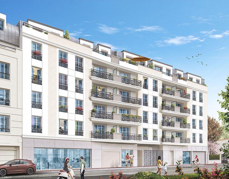 Appartement neuf, 64,13 m²
