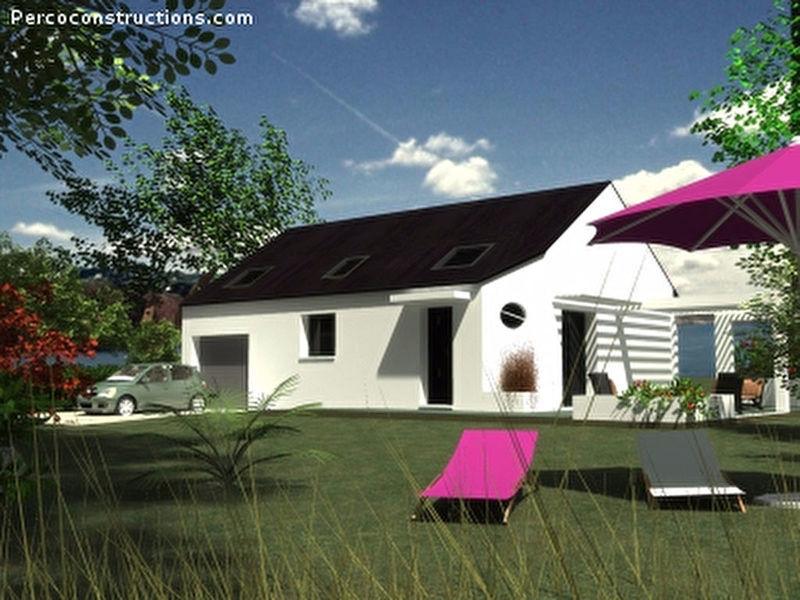 Maison neuve, 88,18 m²