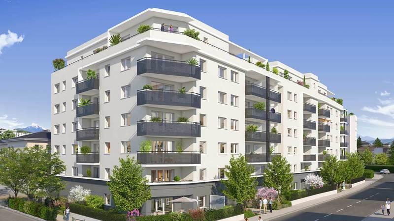 Appartement neuf, 43,02 m²