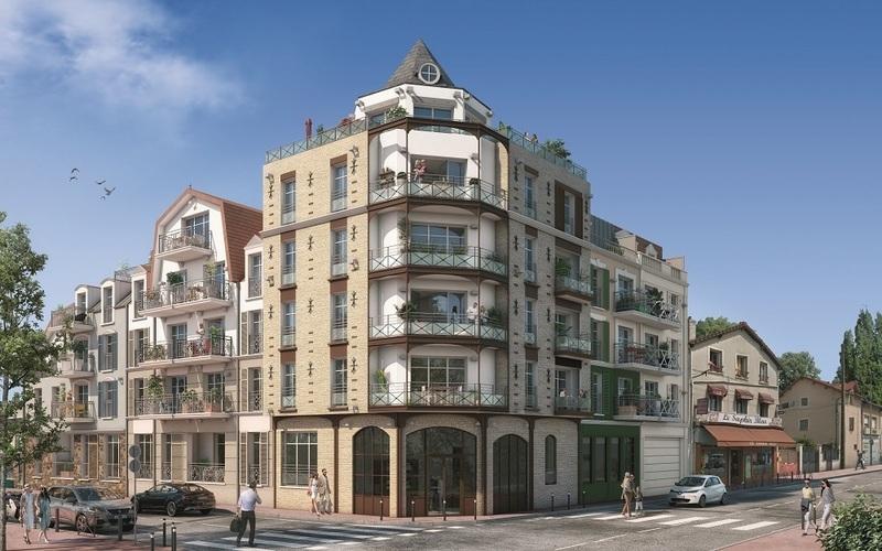 Appartement neuf, 31 m²
