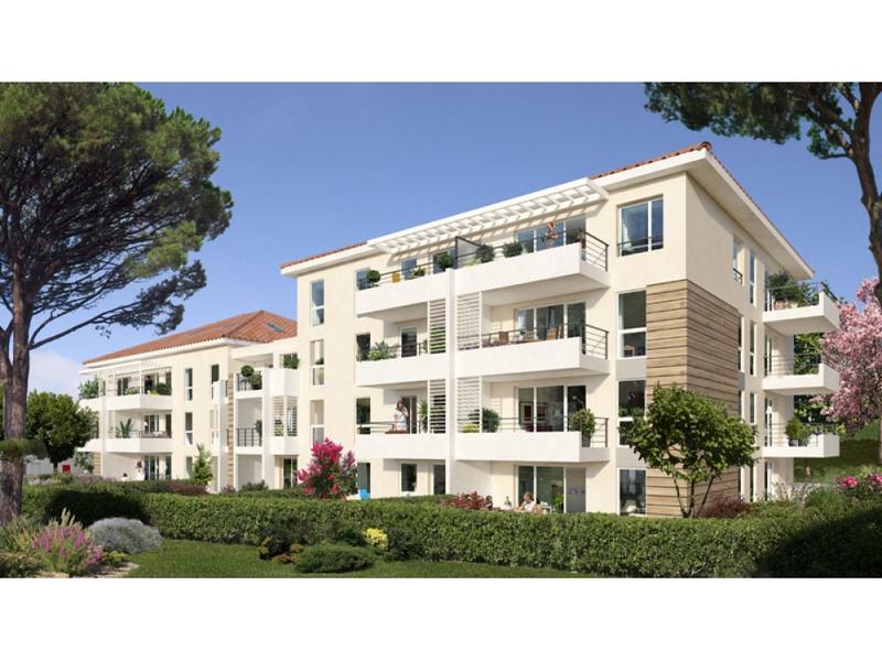 Appartement neuf, 34,3 m²