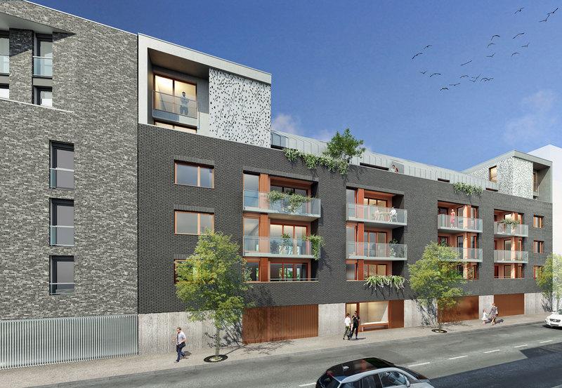 Appartement neuf, 56,6 m²