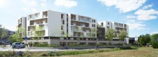 Appartement neuf, 63,56 m²