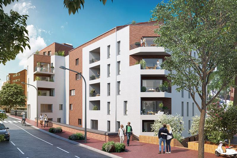 Appartement neuf, 55 m²
