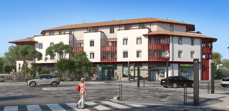 Appartement neuf, 66,39 m²