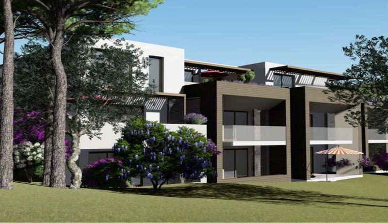 Appartement neuf, 46,8 m²