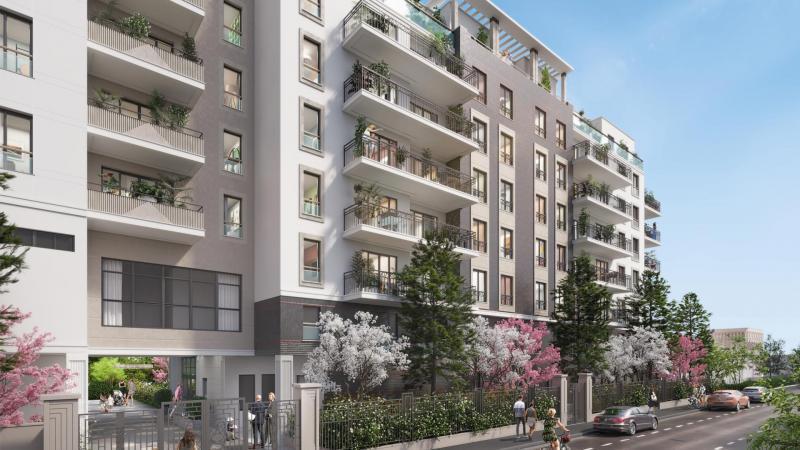 Appartement neuf, 76,04 m²