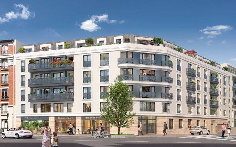 Appartement neuf, 64,76 m²