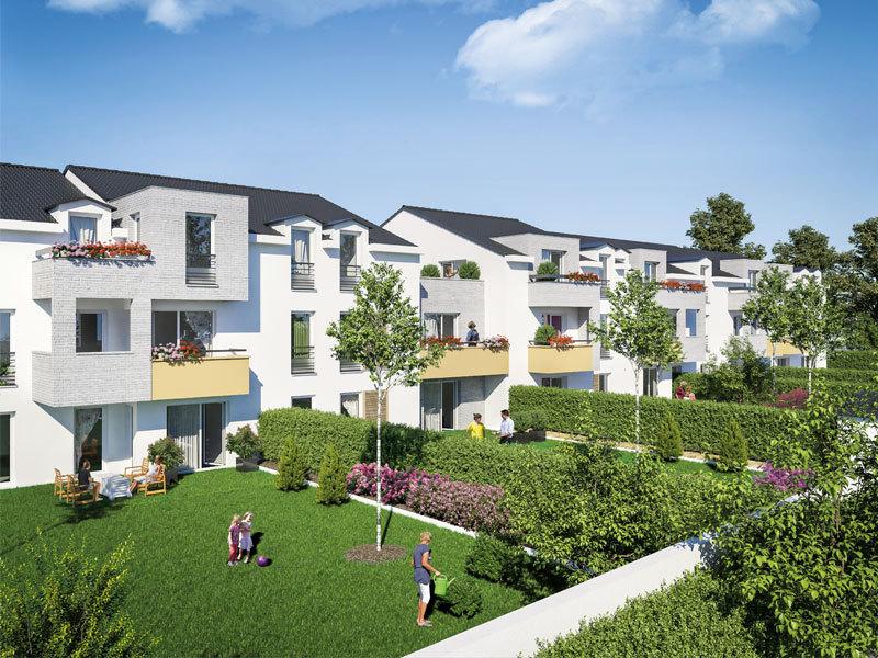 Appartement neuf, 85,07 m²