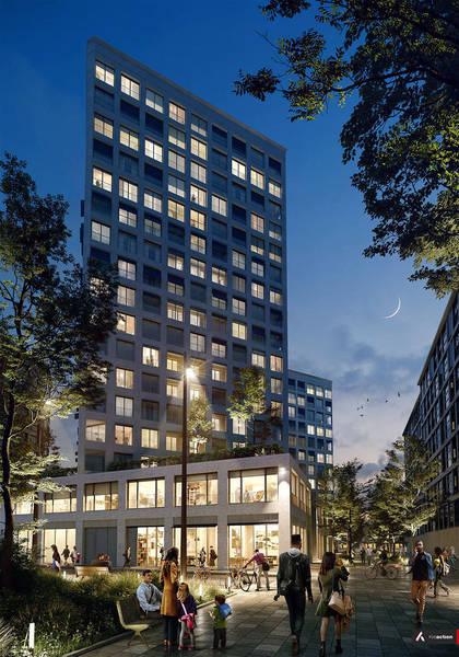 Appartement neuf, 65,5 m²