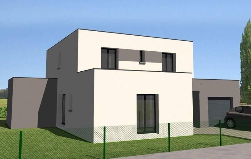 Maison neuve, 169 m²