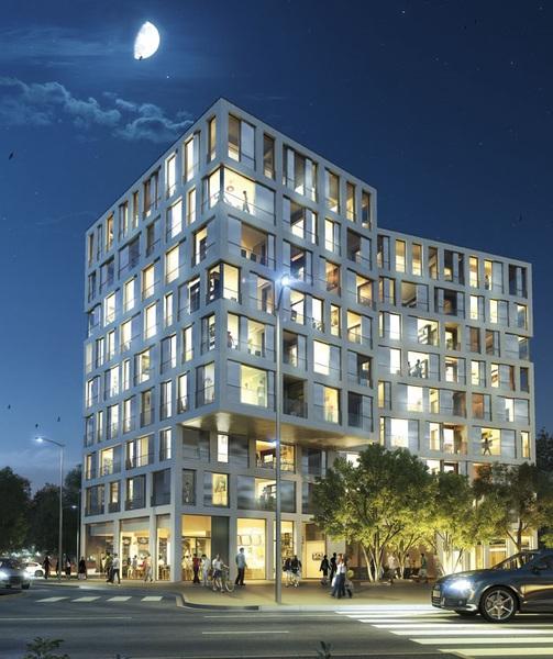 Appartement neuf, 85,6 m²