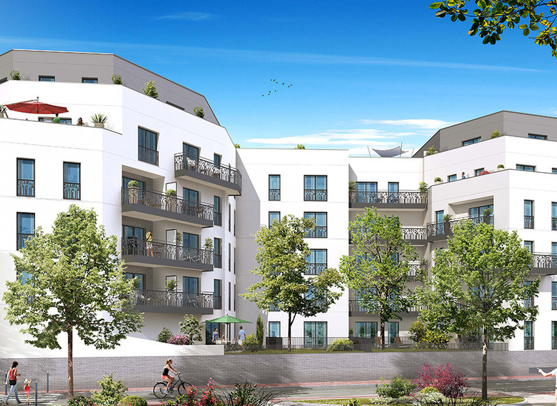 Appartement neuf, 78,33 m²
