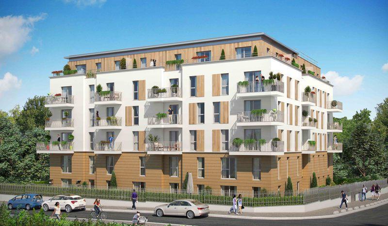 Appartement neuf, 25,9 m²