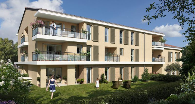 Appartement neuf, 51,55 m²