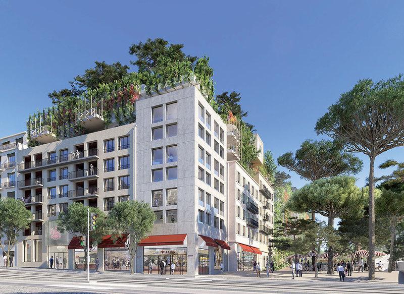 Appartement neuf, 56,8 m²