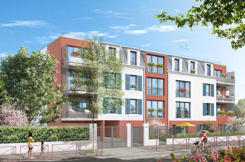 Appartement neuf, 57,29 m²