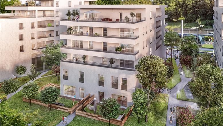 Appartement neuf, 95,3 m²