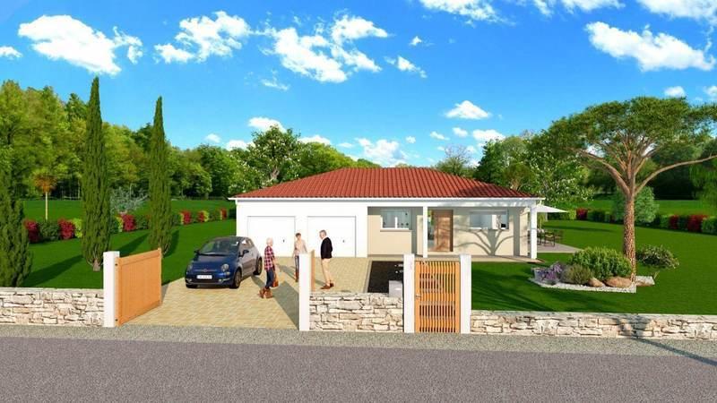 Maison neuve, 142 m²