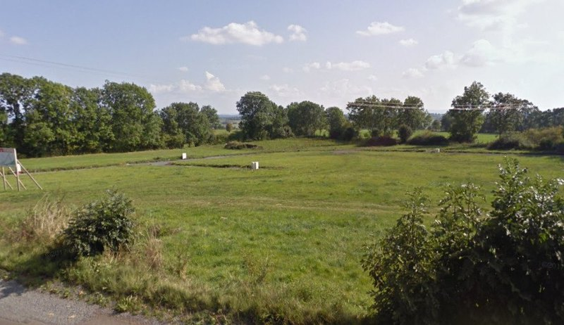 Terrain à bâtir, 933 m²