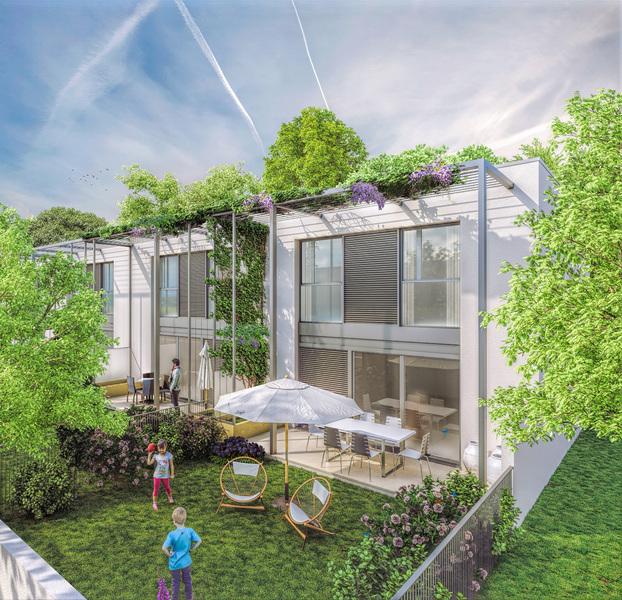Maison neuve, 86,08 m²