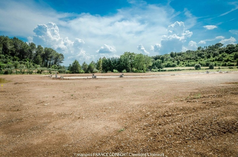 Terrain à bâtir, 500 m²