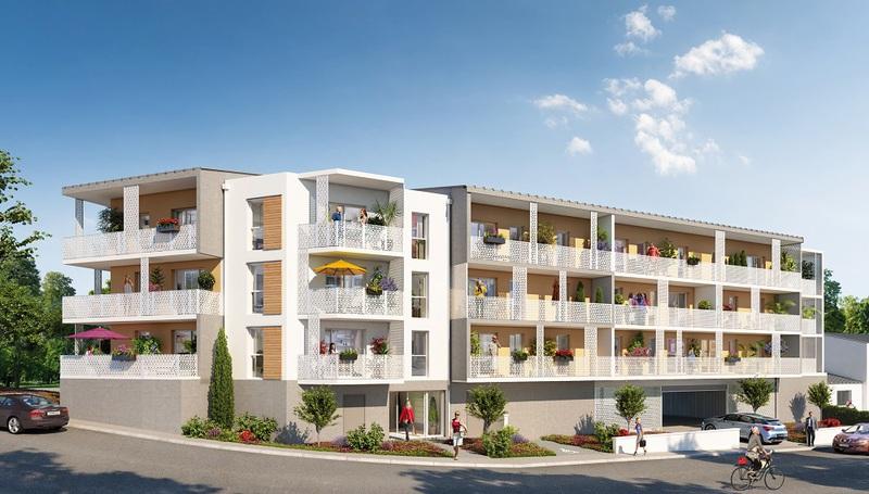 Appartement neuf, 42,1 m²