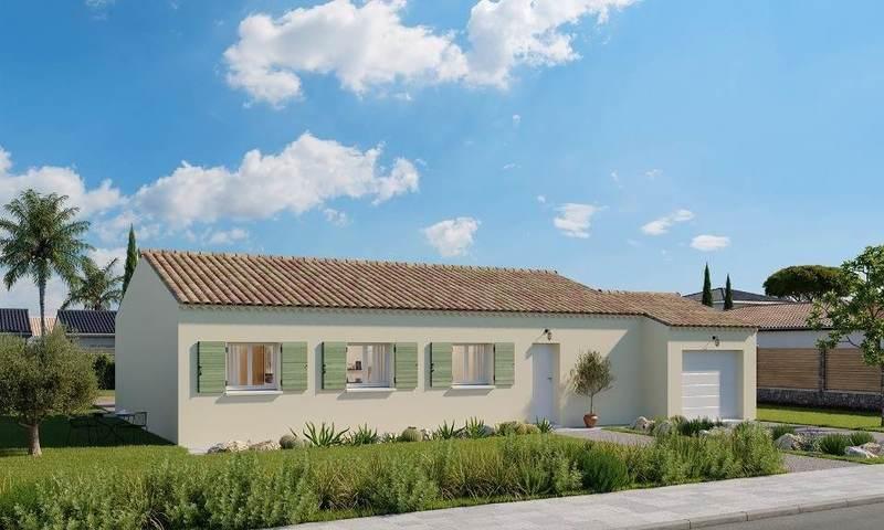 Maison neuve, 101 m²